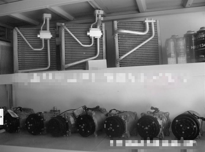 供应汽车空调压缩机和工作原理及常见故障高清图片